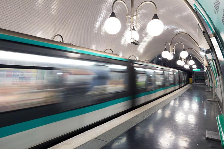 Trens na Europa empresas