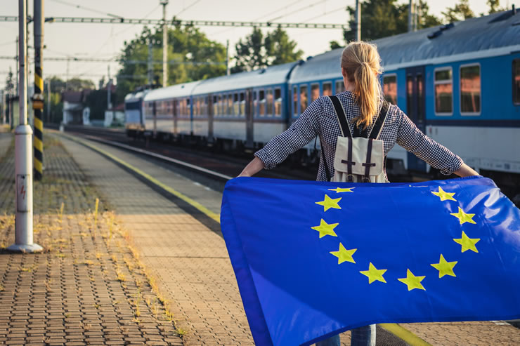 Empresas de trem na Europa
