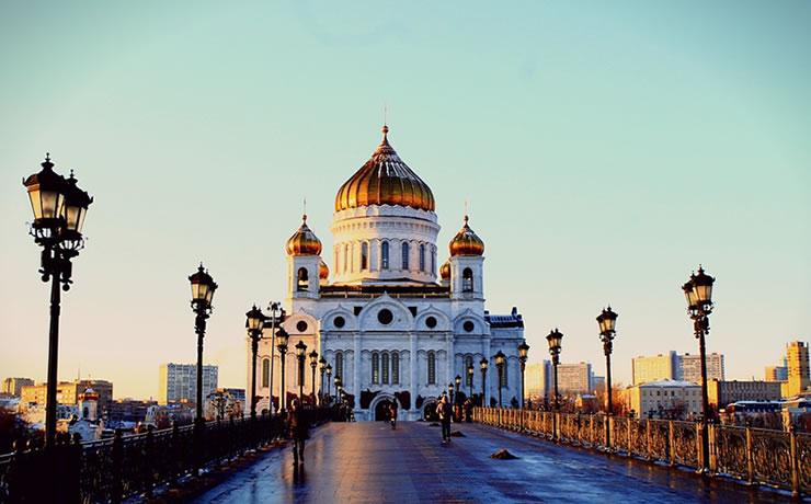 O que fazer em Moscou Catedral de Cristo Salvador