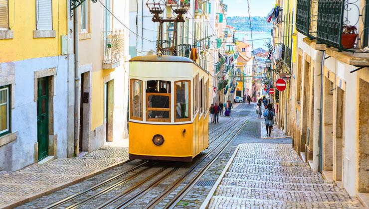 Opção e custos de transporte em Lisboa