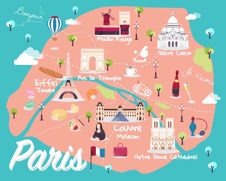 O que fazer em 5 dias em Paris?