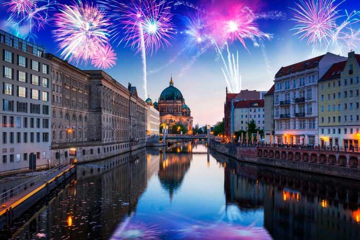 ano novo viagem Berlim