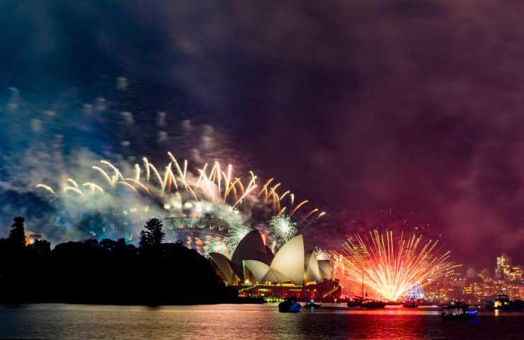 Viagem Reveillon Sydney