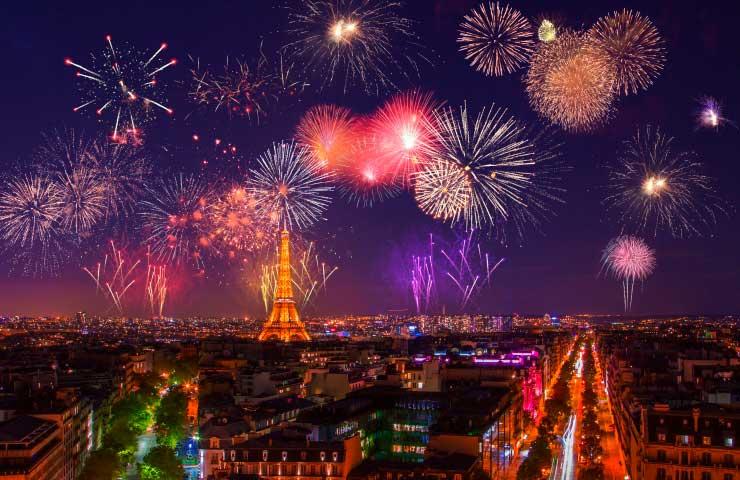 Viagem Reveillon ano novo Paris