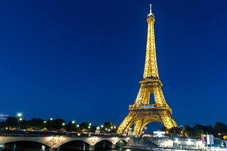 Paris, França: 5 dias