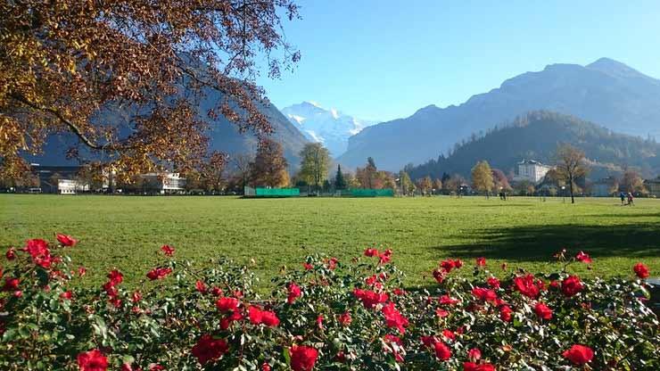 Interlaken, Suíça: 2 dias