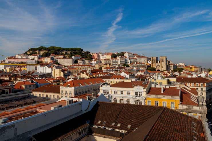 Lisboa, Portugal: 3 dias