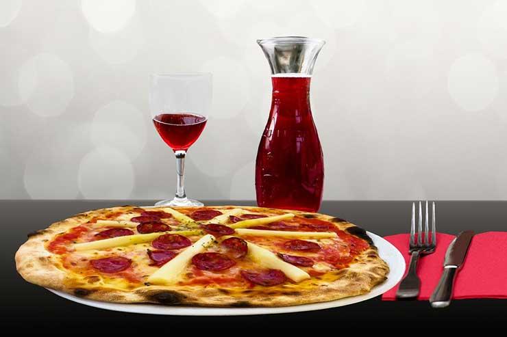 1. Roteiro gastronômico na Itália