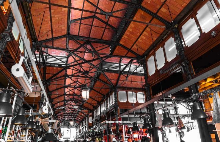 Mercado de San Miguel o que fazer em madrid
