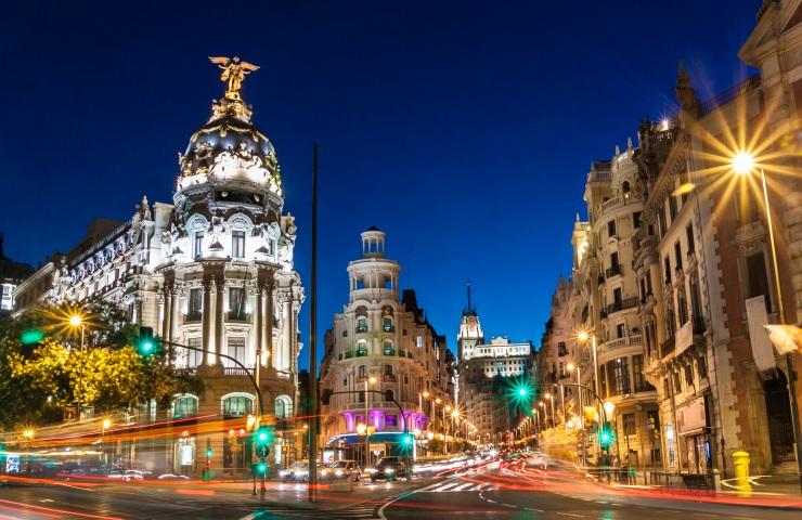 Quando ir a Madrid