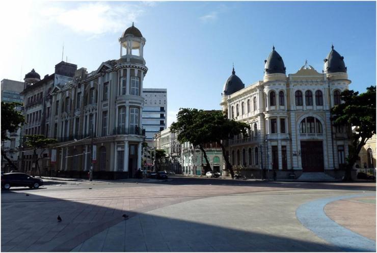 Passeios em Recife