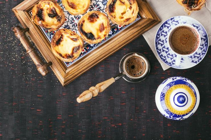 Roteiro gastronômico em Portugal