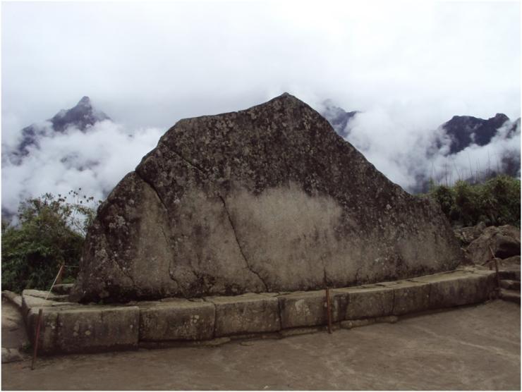 Viagem para Rocha Sagrada no Machu Picchu