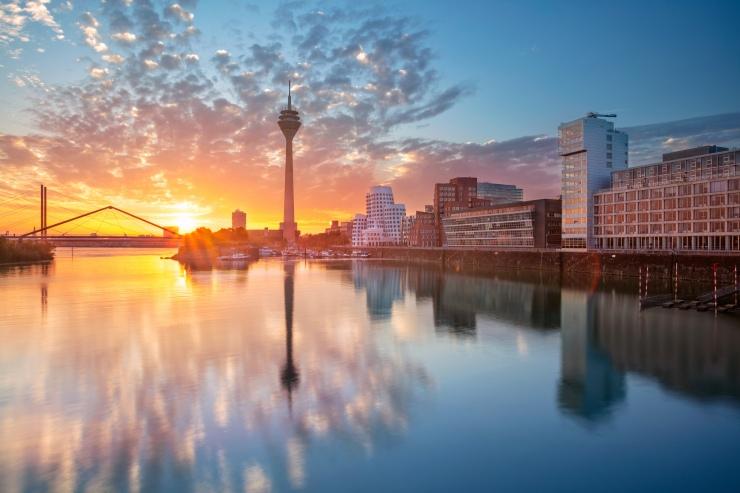 alemanha o que fazer Düsseldorf