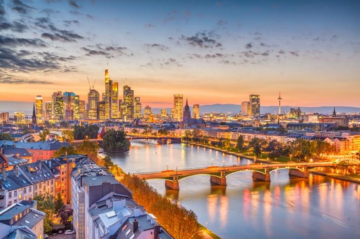 alemanha o que fazer Frankfurt