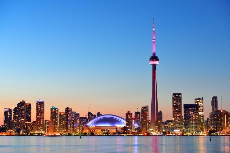 Cidades turísticas do Canadá