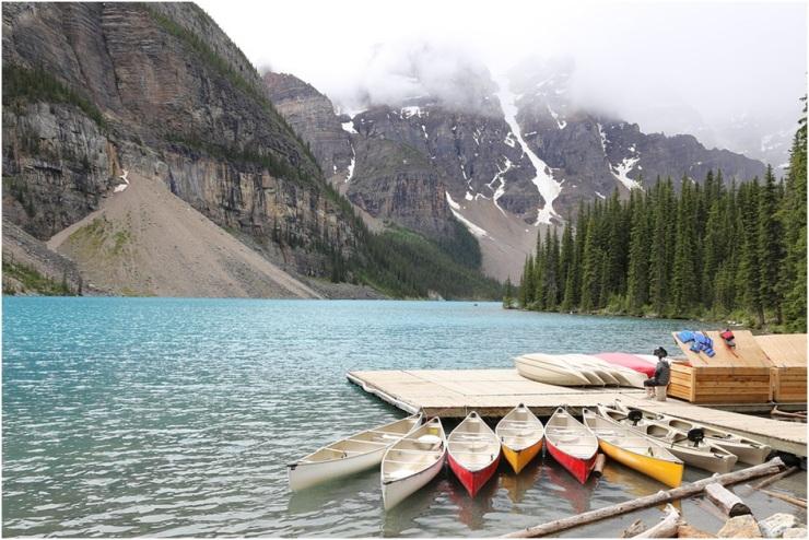 Cidades turísticas do Canadá Banff