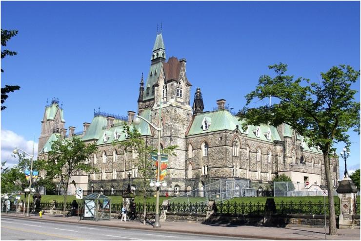Cidades turísticas do Ottawa Canadá