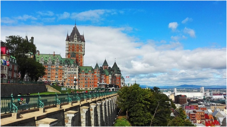 Cidades turísticas do Canadá Quebec