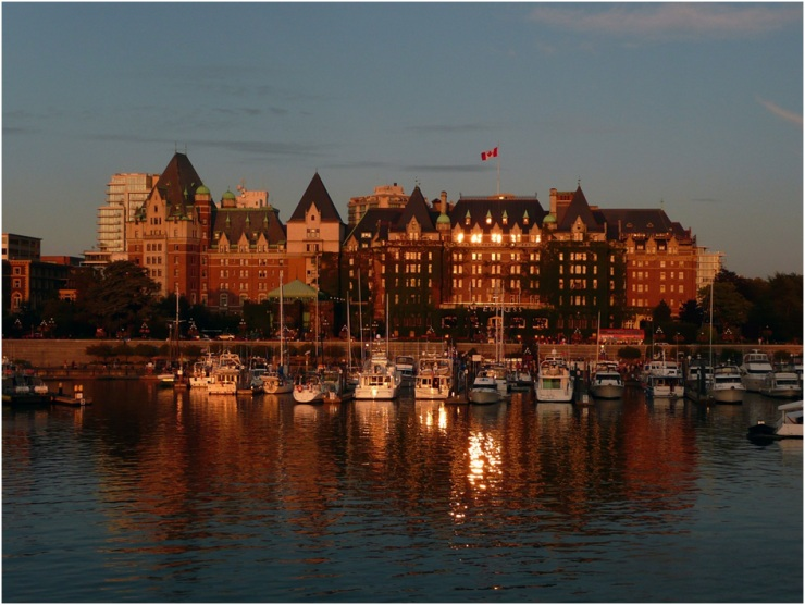 Cidades turísticas do Victoria Canadá