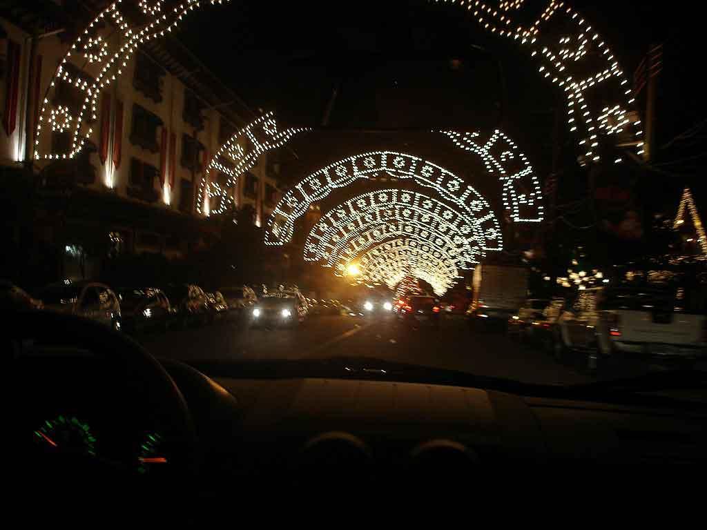 Natal Luz Gramado Desfile