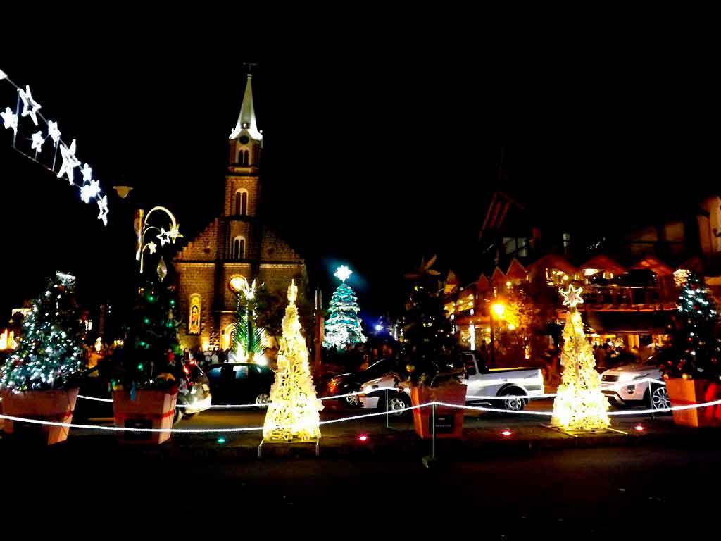 Natal Luz Gramado o que é