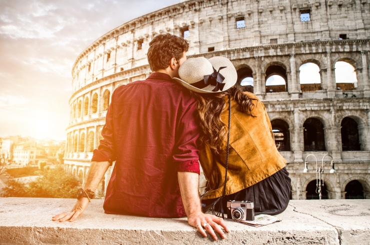 O que fazer em Roma coliseu