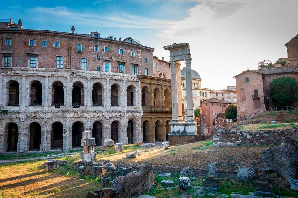 O que fazer em roma melhor epoca