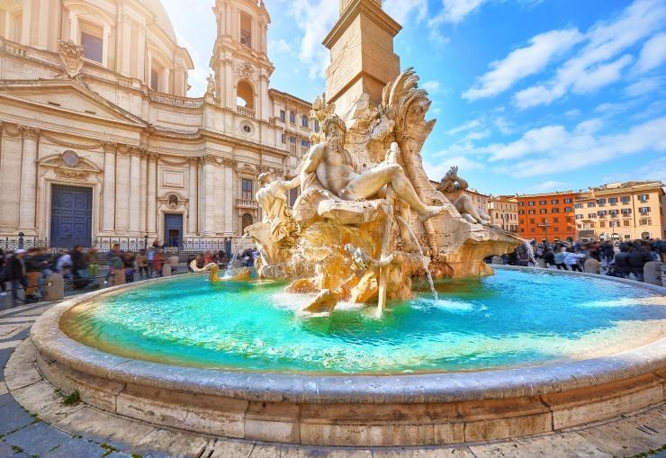 Passagens aéreas Roma o que fazer