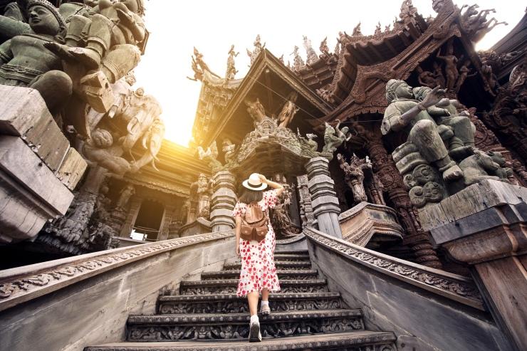 O que fazer na Tailândia passagens aereas