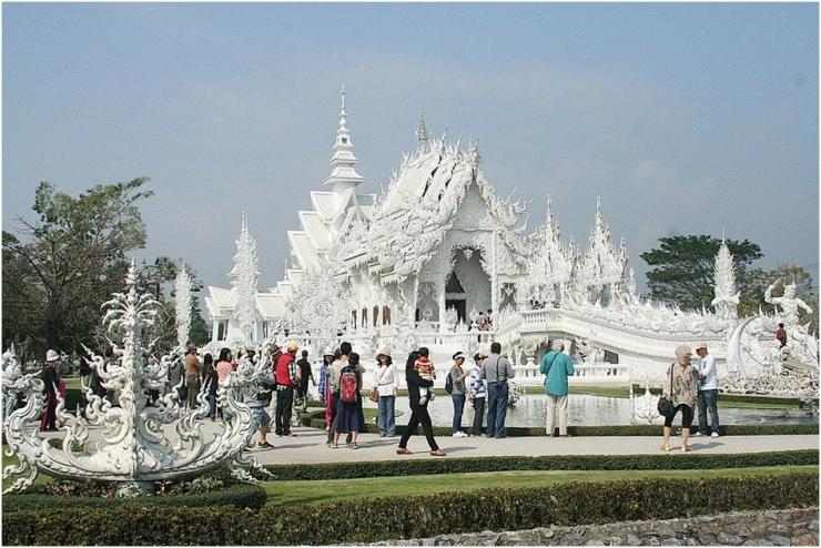 Chiang Rai o que fazer na tailandia