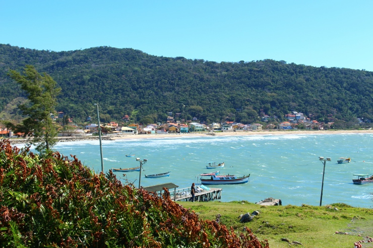 Praias Florianópolis Praia da Armação