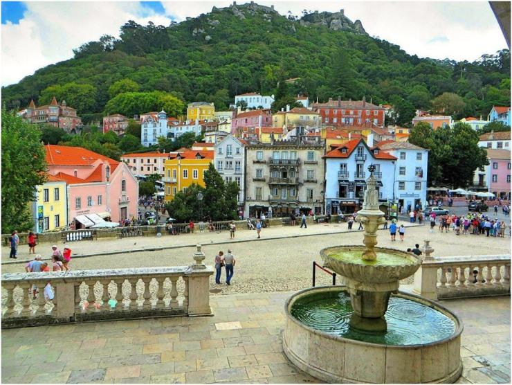 Roteiro Portugal Sintra