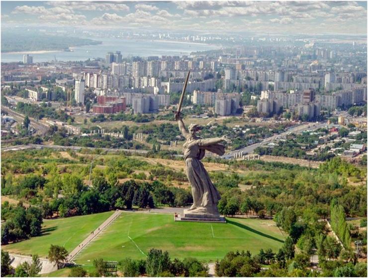 Volgograd turismo