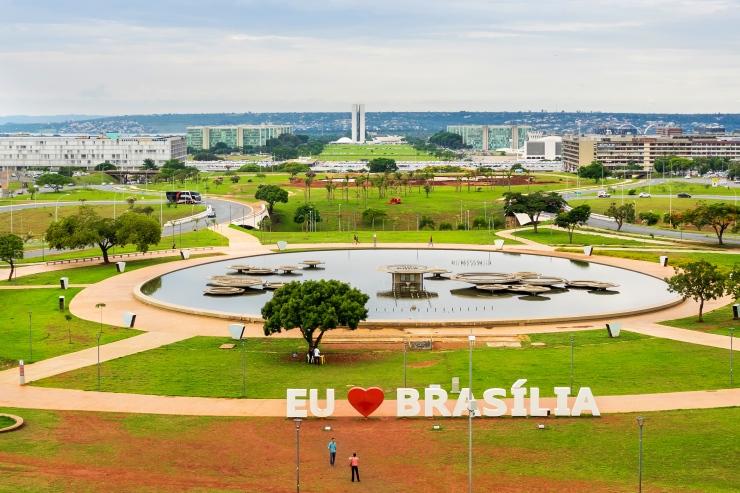 Turismo em Brasília quando ir