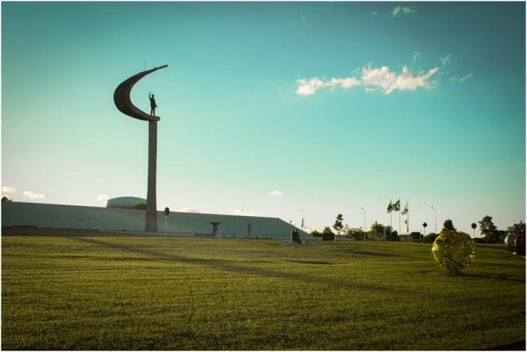 turismo em brasilia Obras arquitetônicas