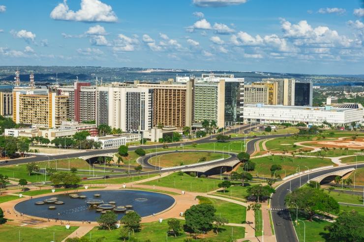 Natureza em Brasília