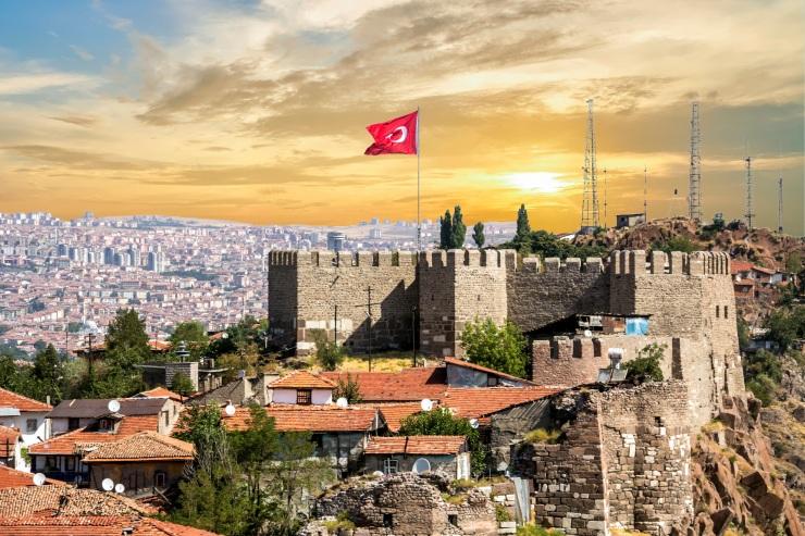 o que fazer na Turquia Ancara