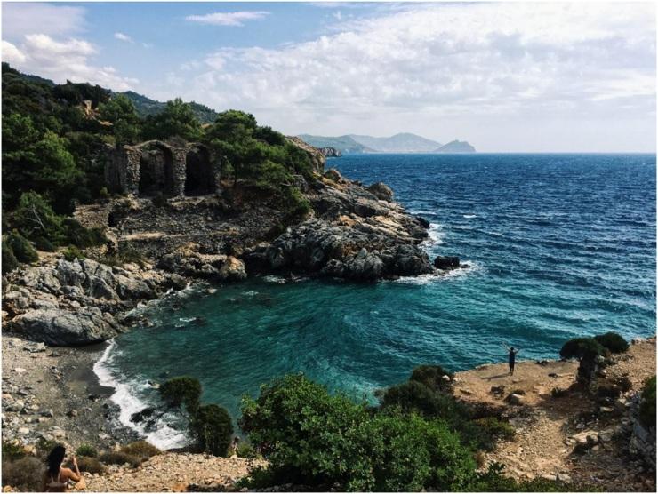 o que fazer na Turquia Alanya