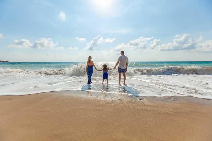 dicas especiais para viajar com filhos