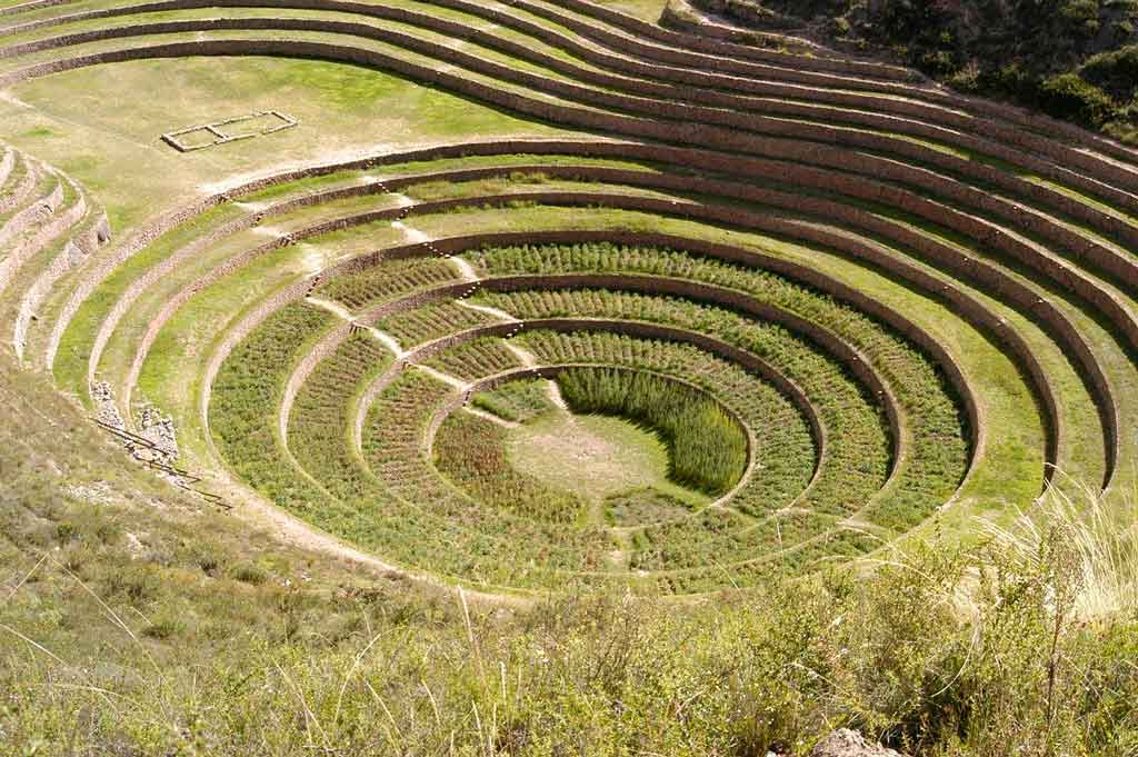 Sítio Arqueológico em Moray