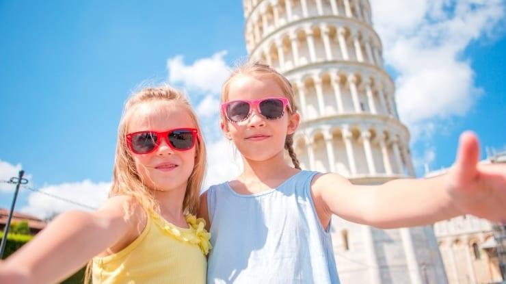 Itália com crianças: quando viajar, documentos e passeios especiais