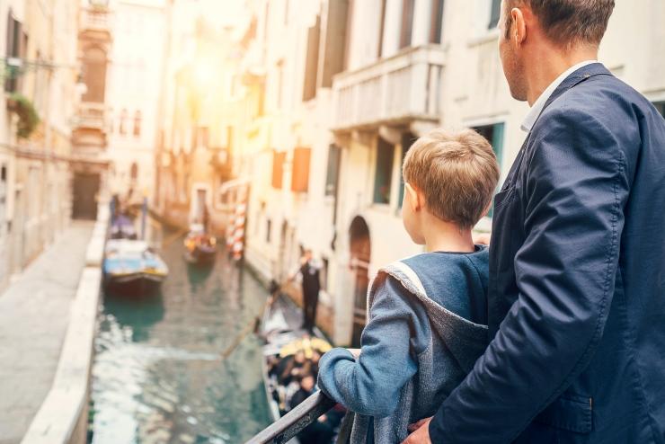 Itália com crianças passeios
