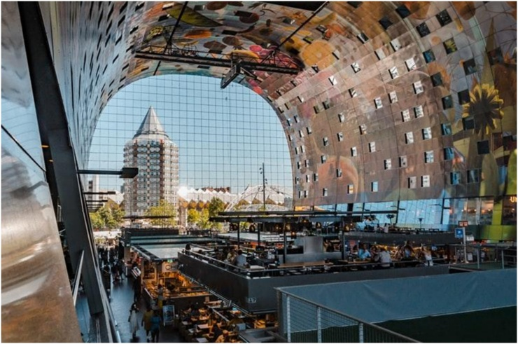 roteiro Amsterdam
