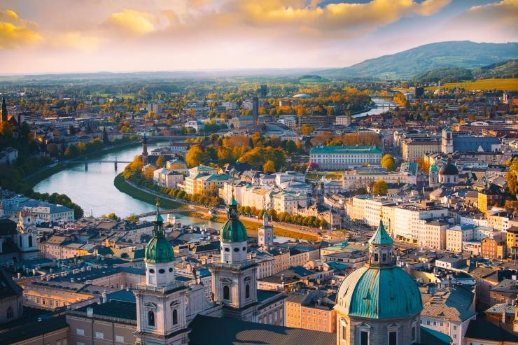 Passagens aéreas para o Leste Europeu