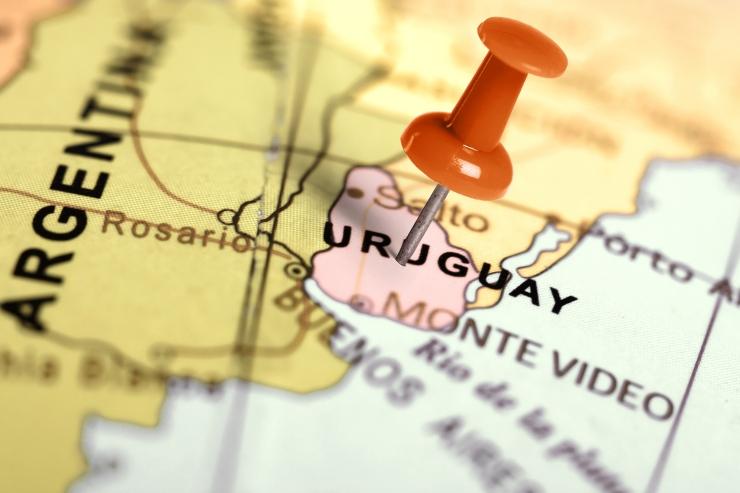 Passagens aéreas para o Uruguai