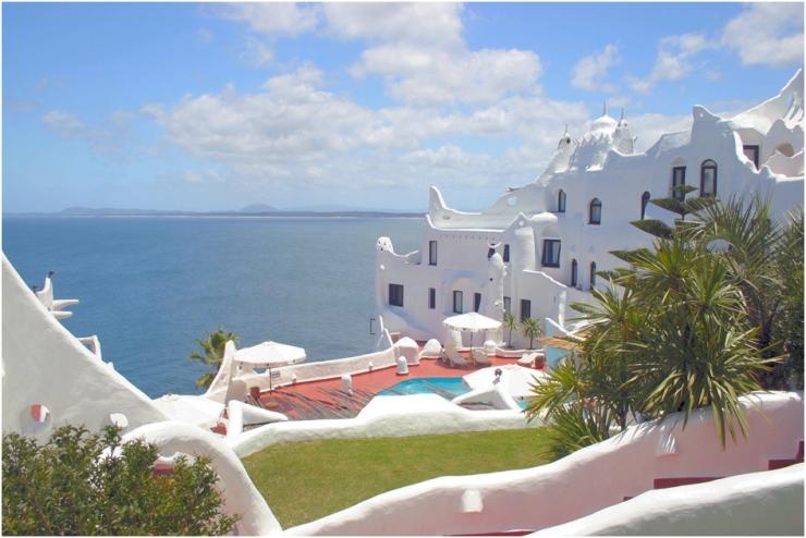 Turismo no Uruguai Casapueblo em Punta del Este