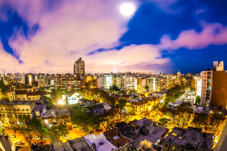 Turismo no Uruguai