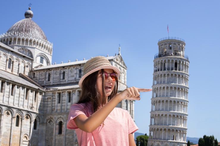 Itália com crianças dicas