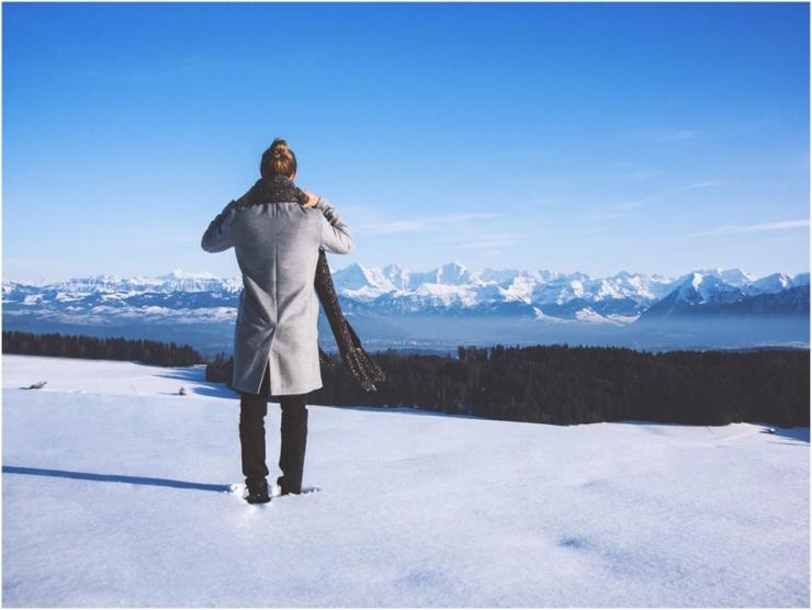 Cuidados ao viajar com neve